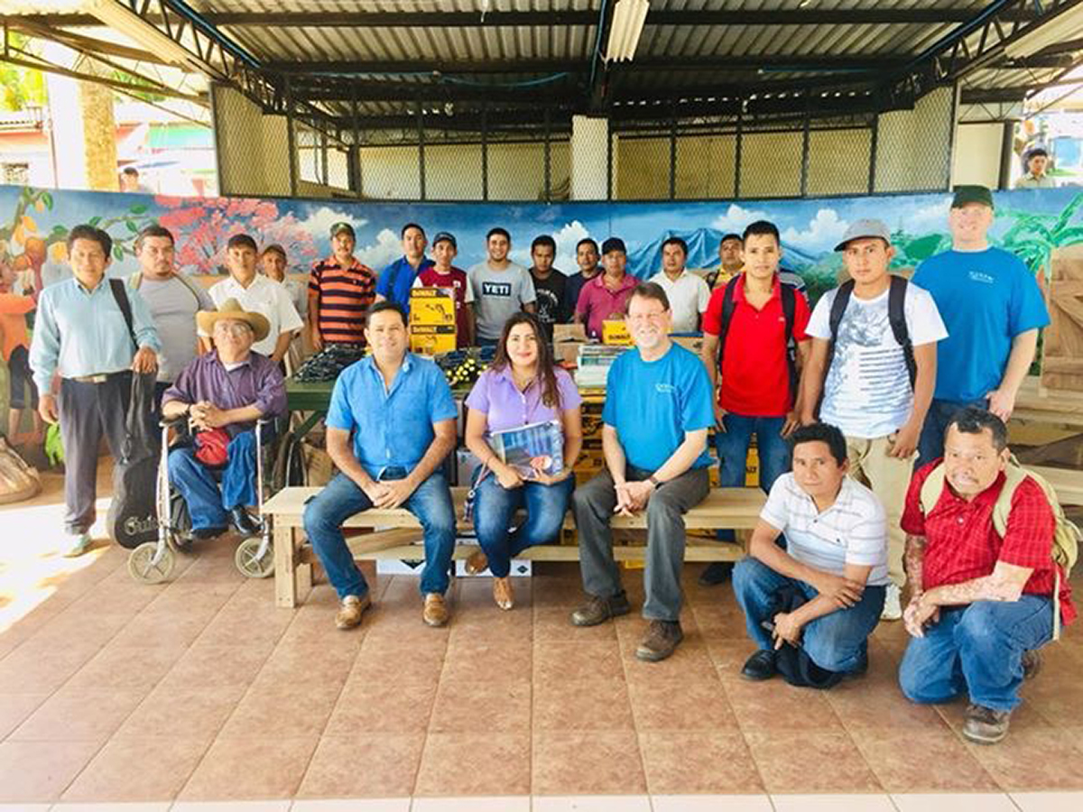 El Salvador Group 2018