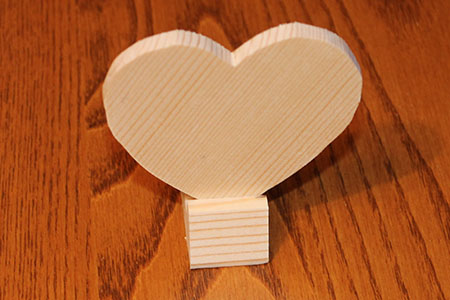 Scroll Saw Heart Pic