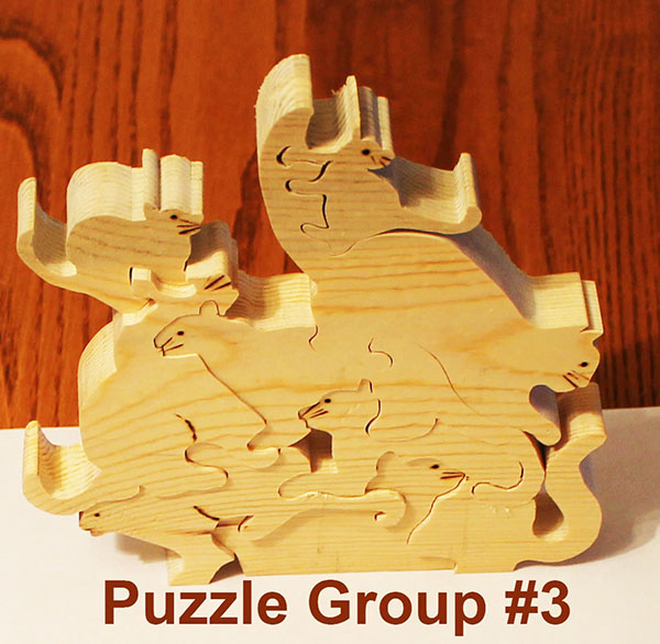 Scroll Saw Puzzle 3